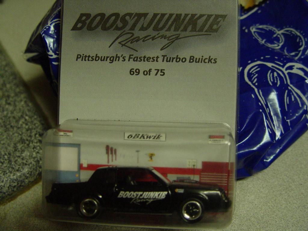 Boost Junkie Racing