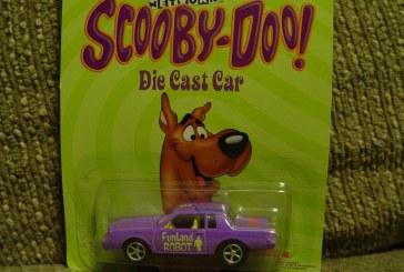 Racing Champions Cartoon Theme Diecast Buick Regal