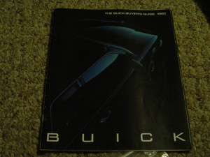 buick buyers guide
