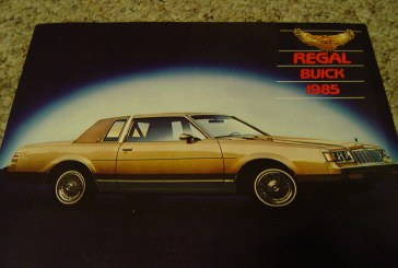 1985 Buick Buyers Guide