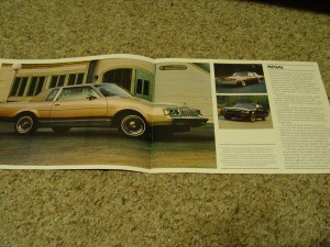 1985 buick book