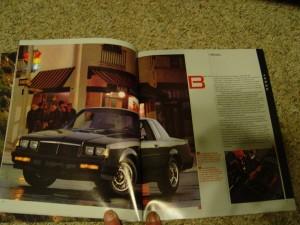 1986 buick regal book
