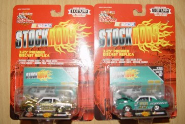 Racing Champions Stock Rods Buick Diecast
