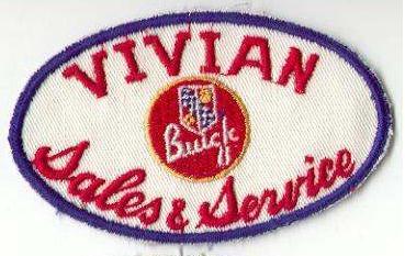 Vivian Buick dealership patch