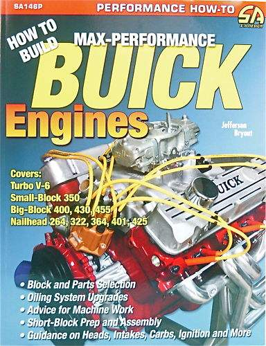 buick engines
