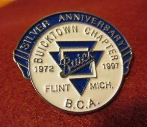 buicktown chapter pin