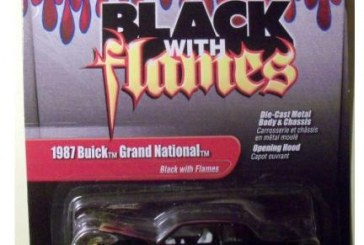Johnny Lightning Buick Grand National Diecast