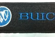 Collection of Buick Patches