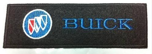 tri shield buick logo patch
