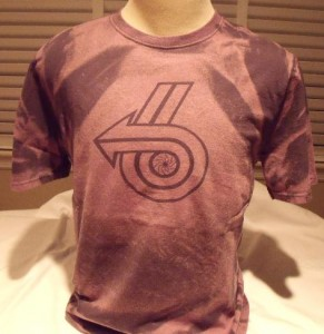 turbo 6 tye dye shirt