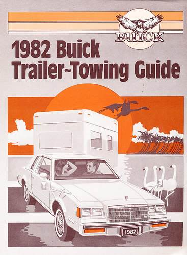 1982 Buick Trailer Towing Guide