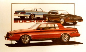 1982 buick gn concepts