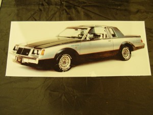 1982 buick grand national photo