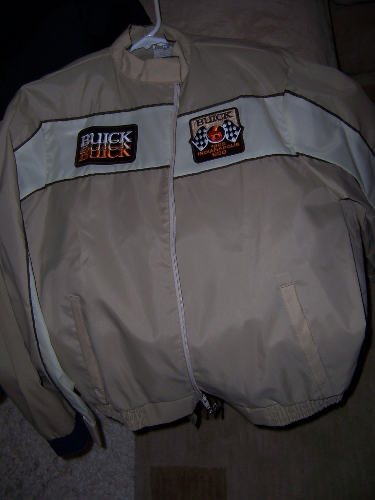 1983 buick indy 500 jacket