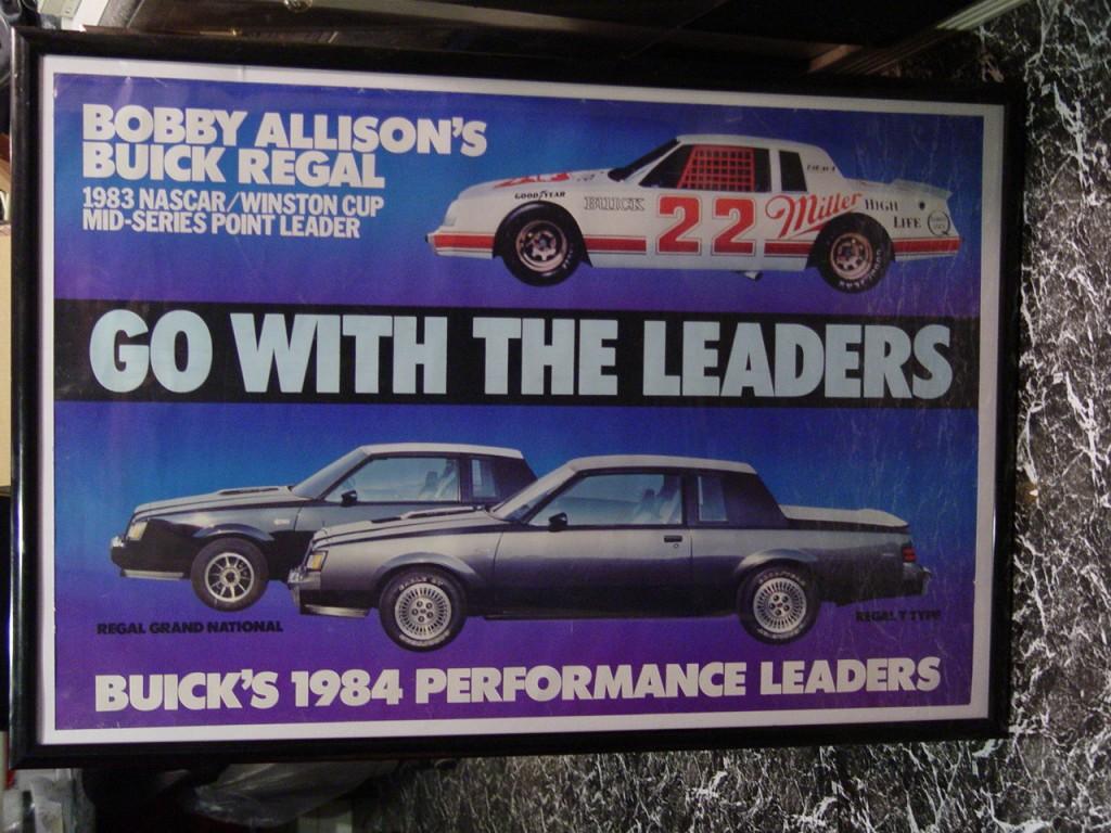 1984 buick 1983 nascar