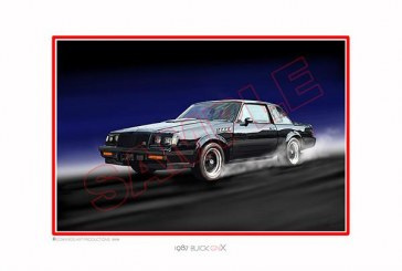 Buick GNX Print