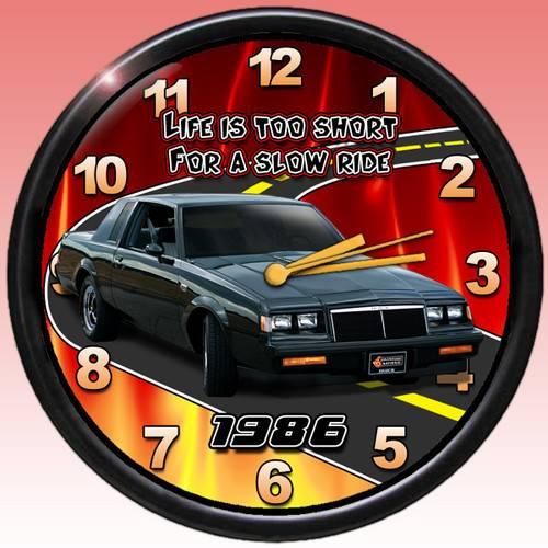 86 gn clock