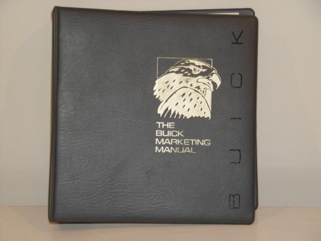 1986 buick dealer album