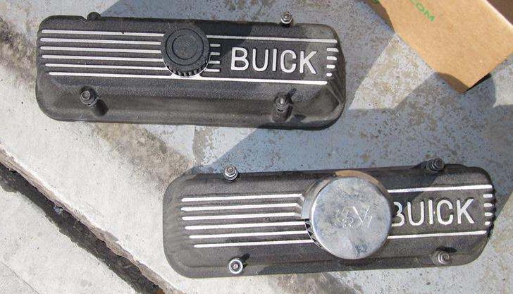 BGC Buick Valve Covers