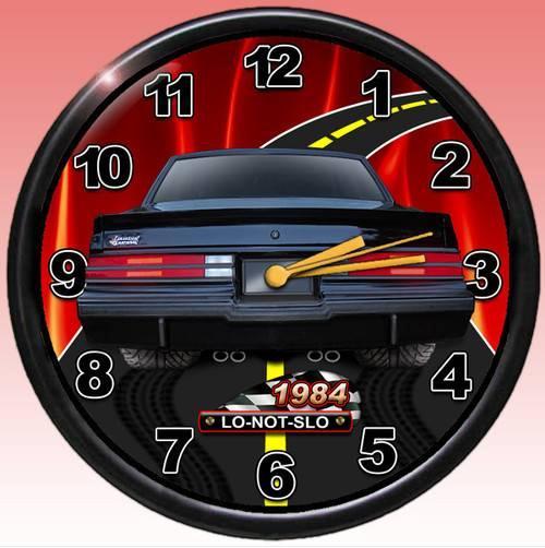 Buick Grand National Wall Clock