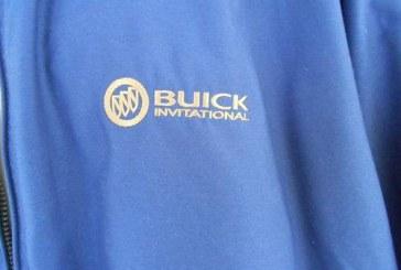 Buick Open Golf PGA Jackets Windbreakers