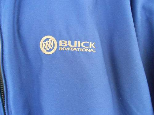 Buick Invitational Logo Jacket 1