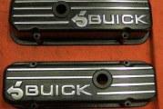 Turbo Buick V6 Engine Valve Covers