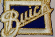 Buick Logo Patches