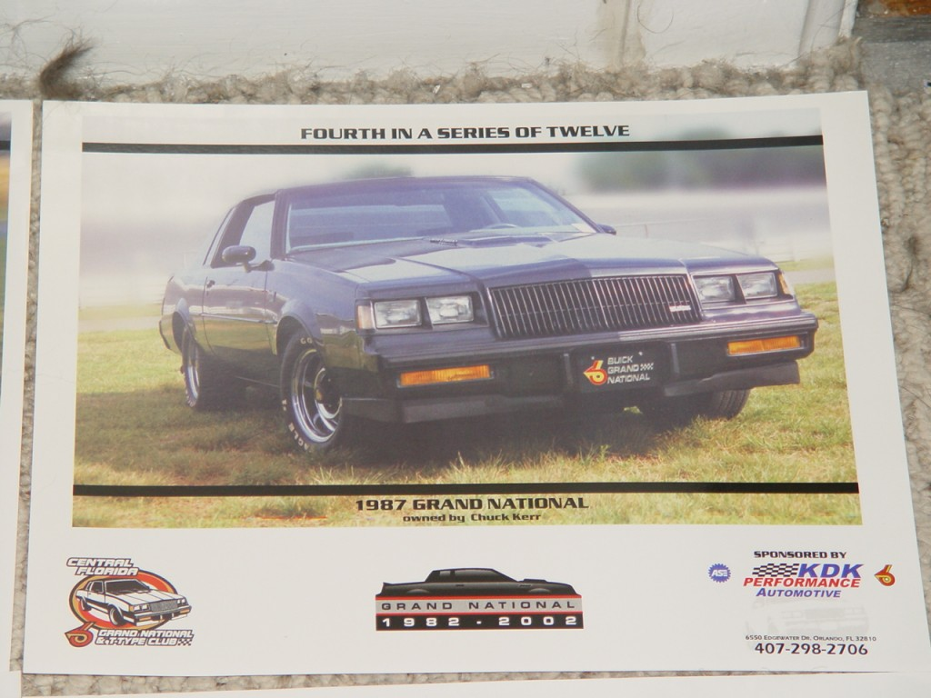 buick club photo Buick Grand National