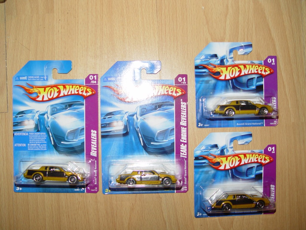 HW Buick GN Engine Revealers