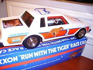 Gay Toys Exxon Buick Regal Stock Car