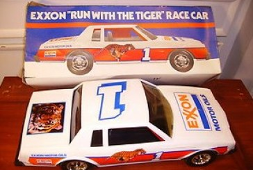 Gay Toys Exxon Promo Buick Regal Grand National Race Car