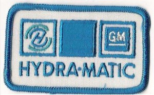 General Motors Hydra-matic Patch
