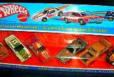 Hot Wheels Boxed Set Loose & Custom Buick Regal