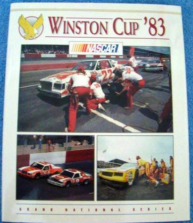NASCAR Winston Cup Grand National Series book