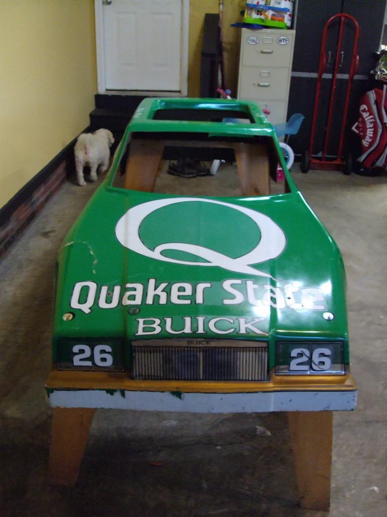 Buick Go Kart Fiberglass Body