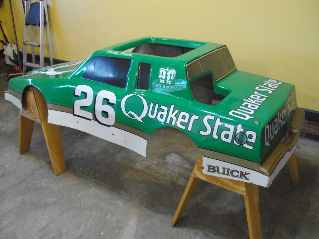 Buick Racing Go Cart Fiberglass Body