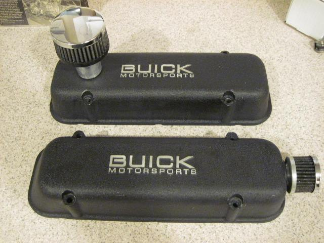 bm stock V6 covers