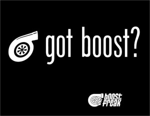 got boost