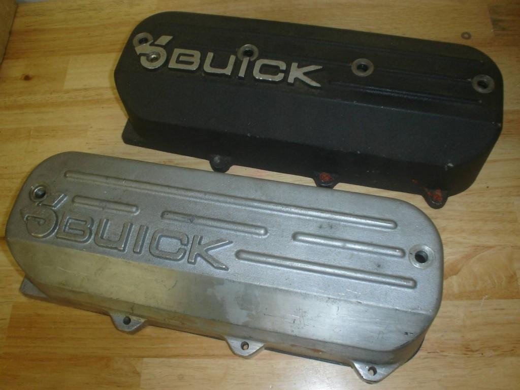 Buick Aluminum Valve Covers