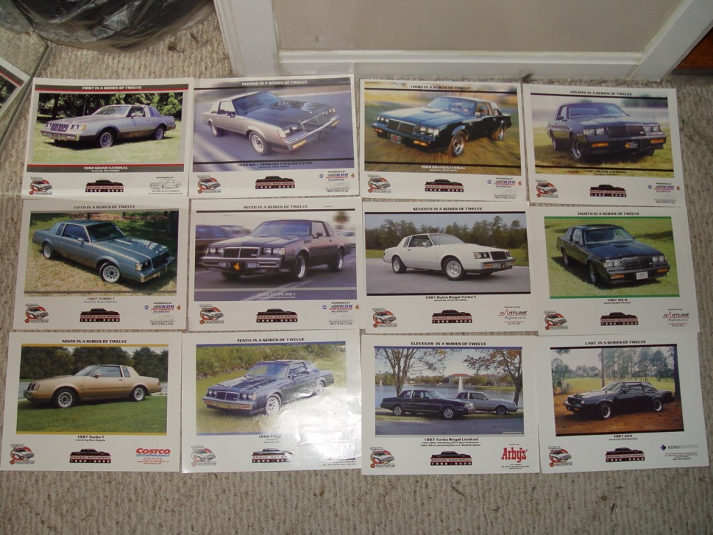 buick club posters
