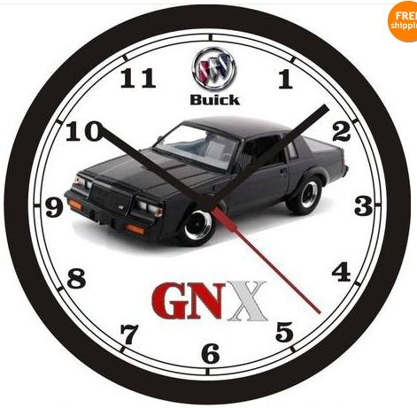 buick gnx wall clock