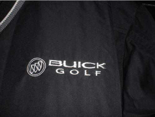 buick golf windbreaker