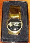 buick grand national gold money clip