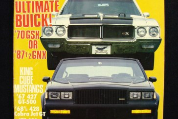 Buick Grand National in Magazines
