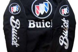 Buick Racing Mechanic & Varsity Jackets
