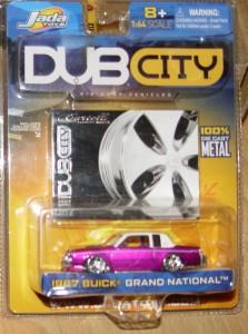 dub city purple buick
