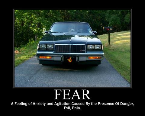 fear buick