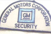 GM Security & Assembly Plant Patches