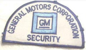general motors corporation security